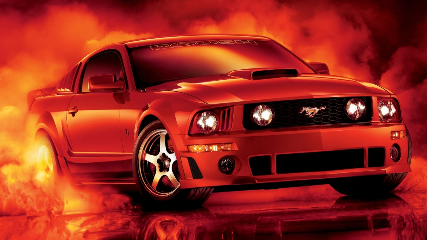 Ford Mustang Wallpaper