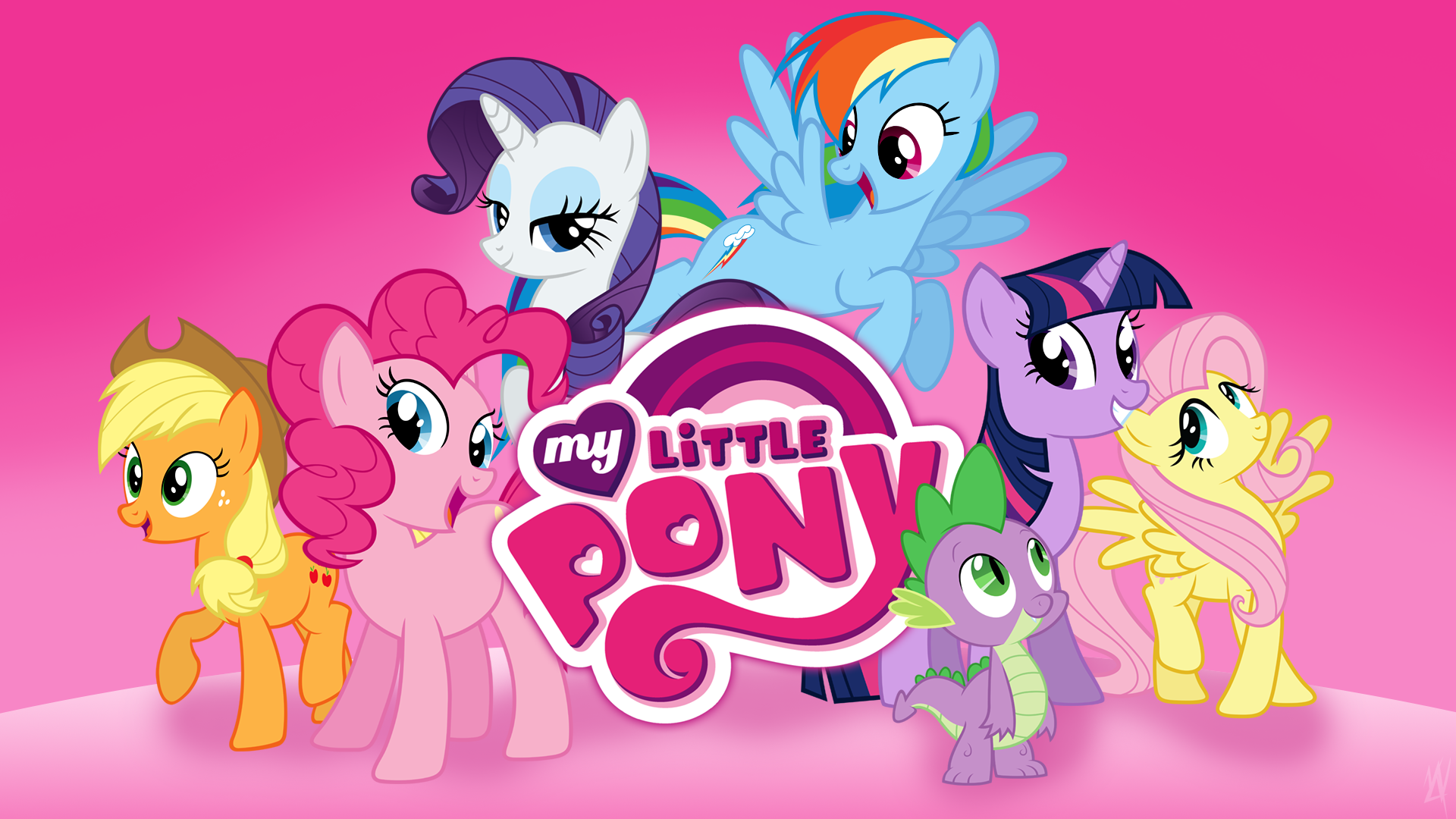 My Little Pony Wallpaper 1920x1080 44471