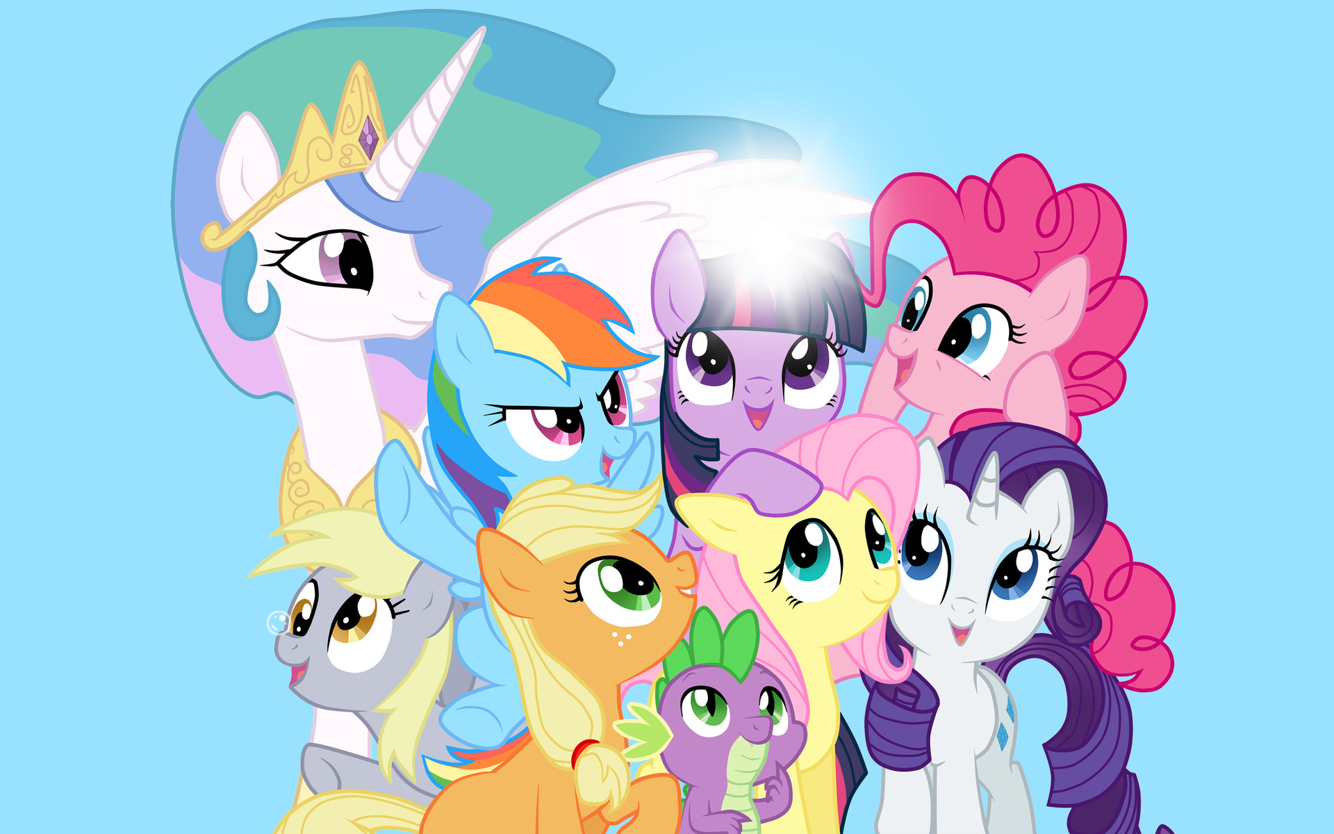 My Little Pony Friendship Is Magic Screensavers For Free