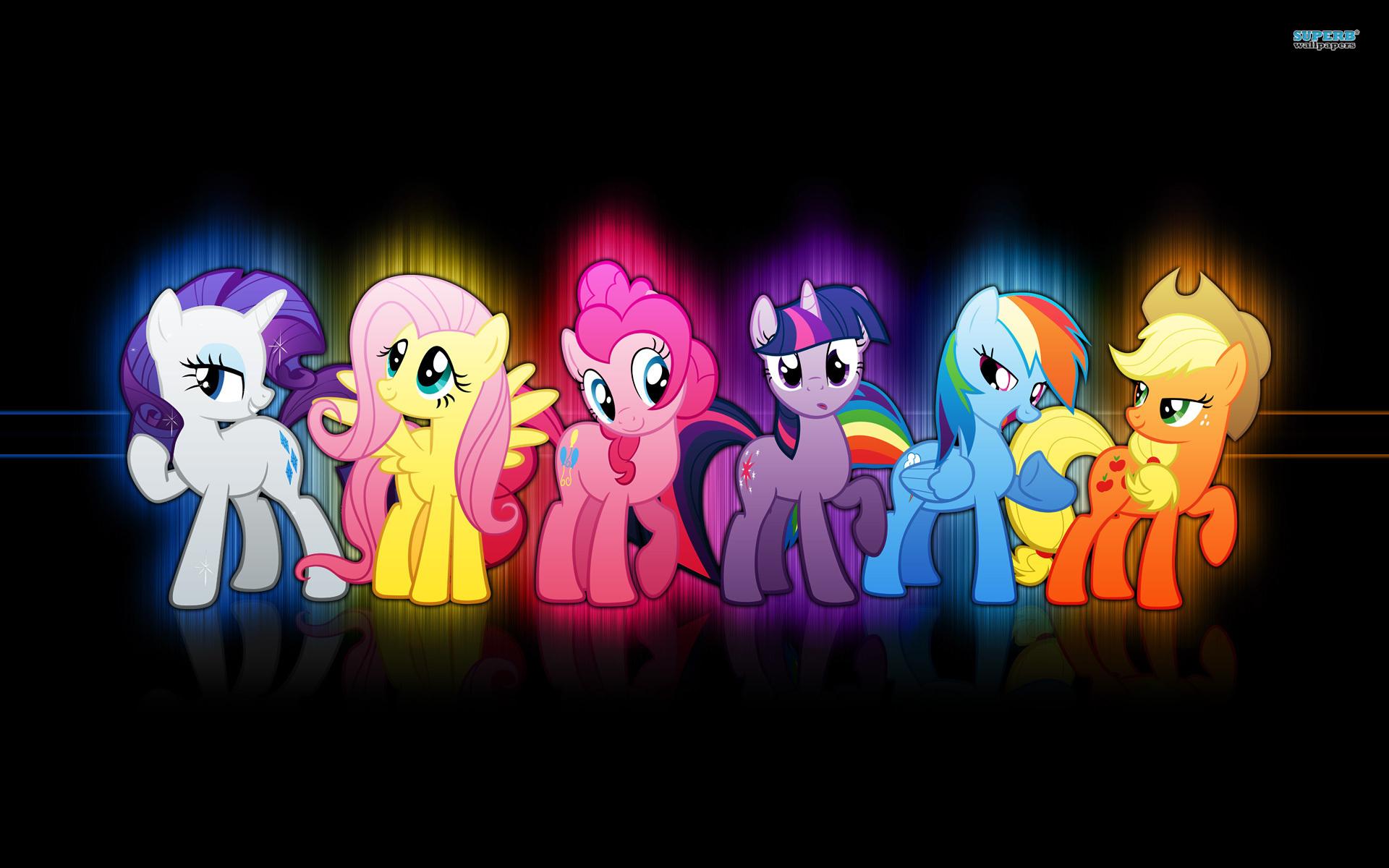 My Little Pony Friendship is Magic wallpaper 1920x1200 jpg