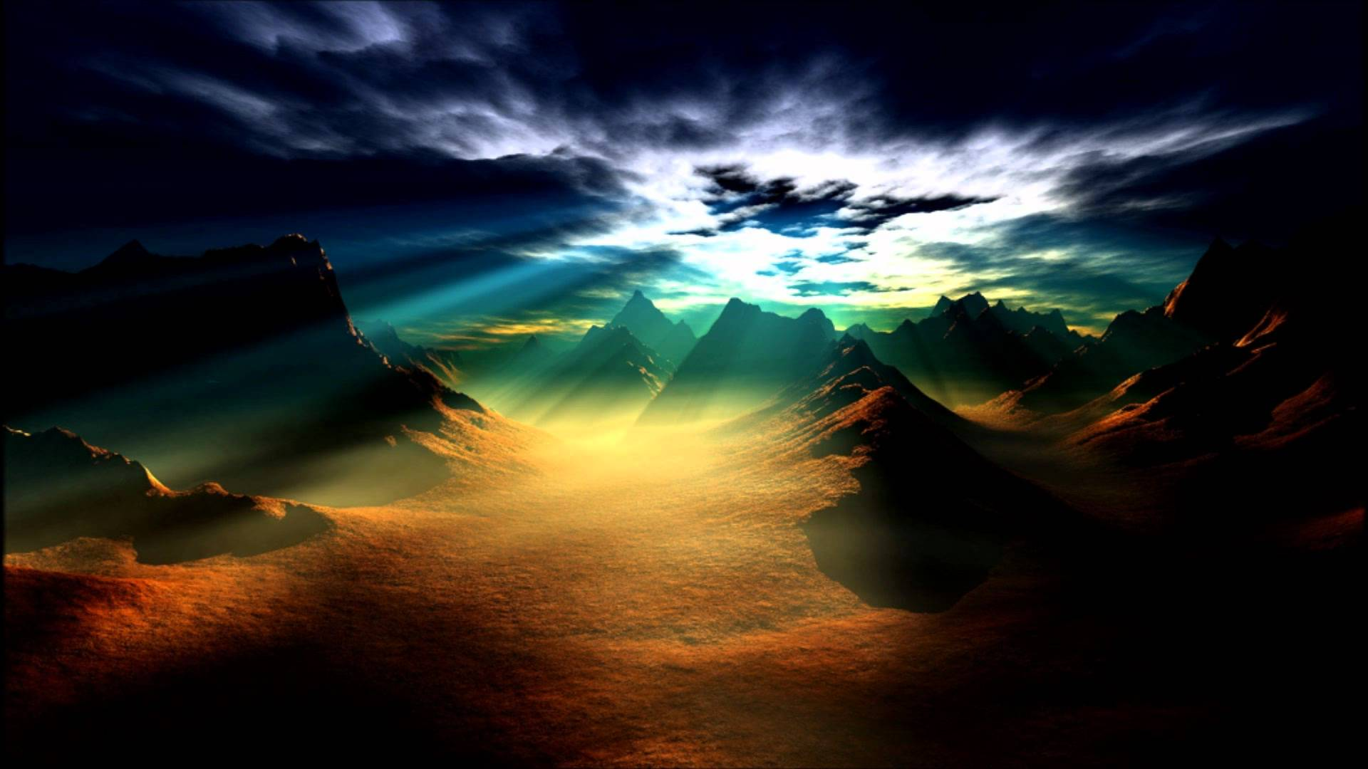 Knify - Mystical Landscape [Durtysoundz Dubstep]