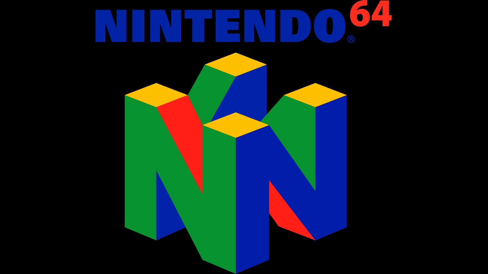 n64 Logo