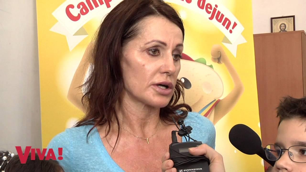 Interviu cu Nadia Comaneci - VIVA! 2013