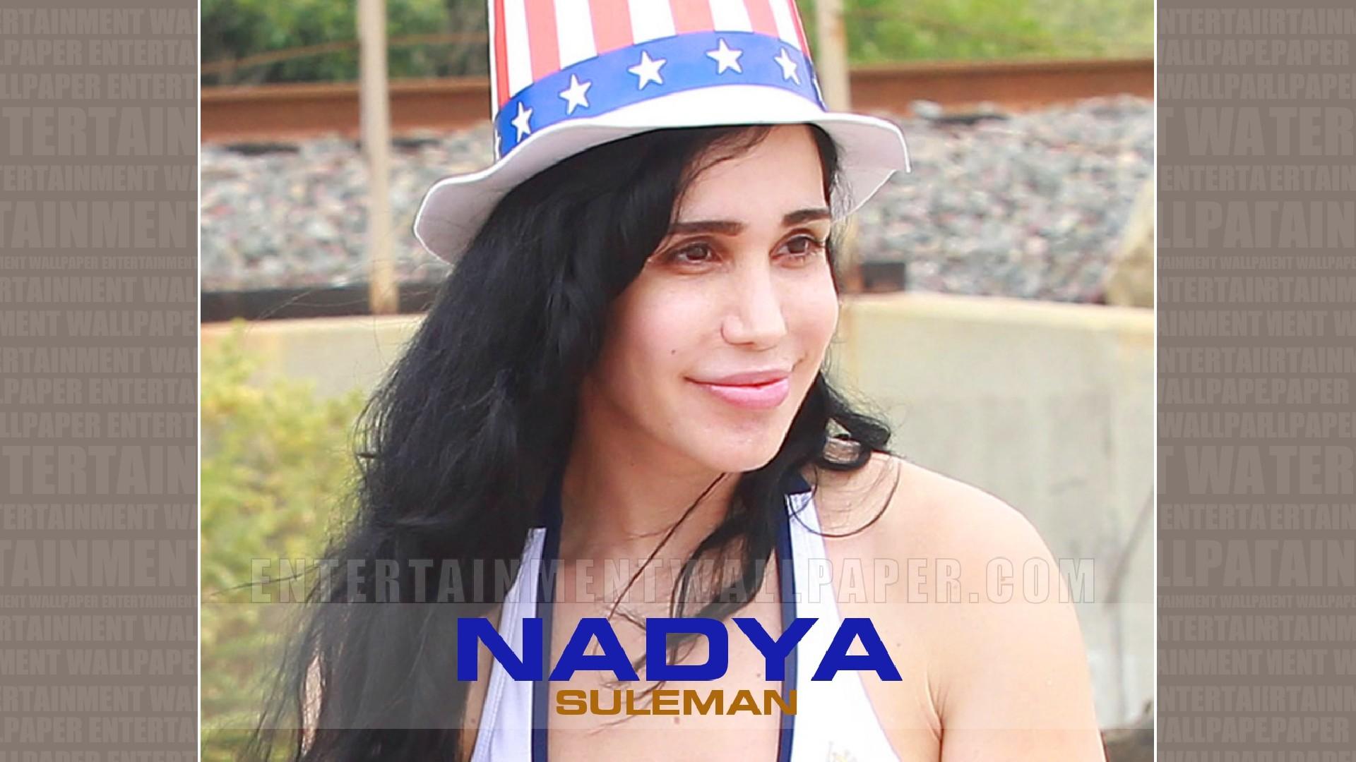 Nadya Suleman Wallpaper - Original size, download now.