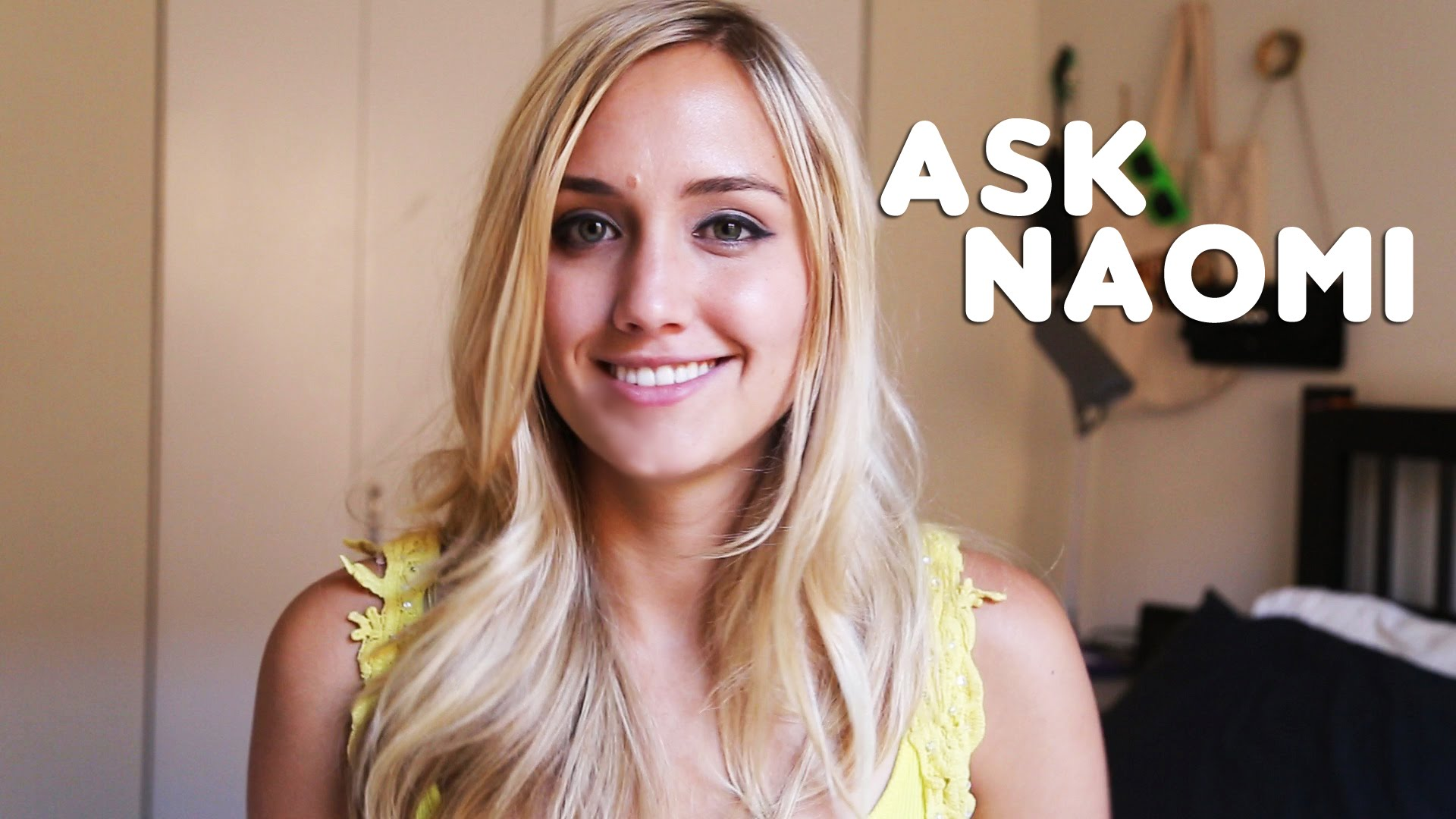 Ask Naomi #10: San Diego Comic-Con & PIZZA! Naomi Kyle