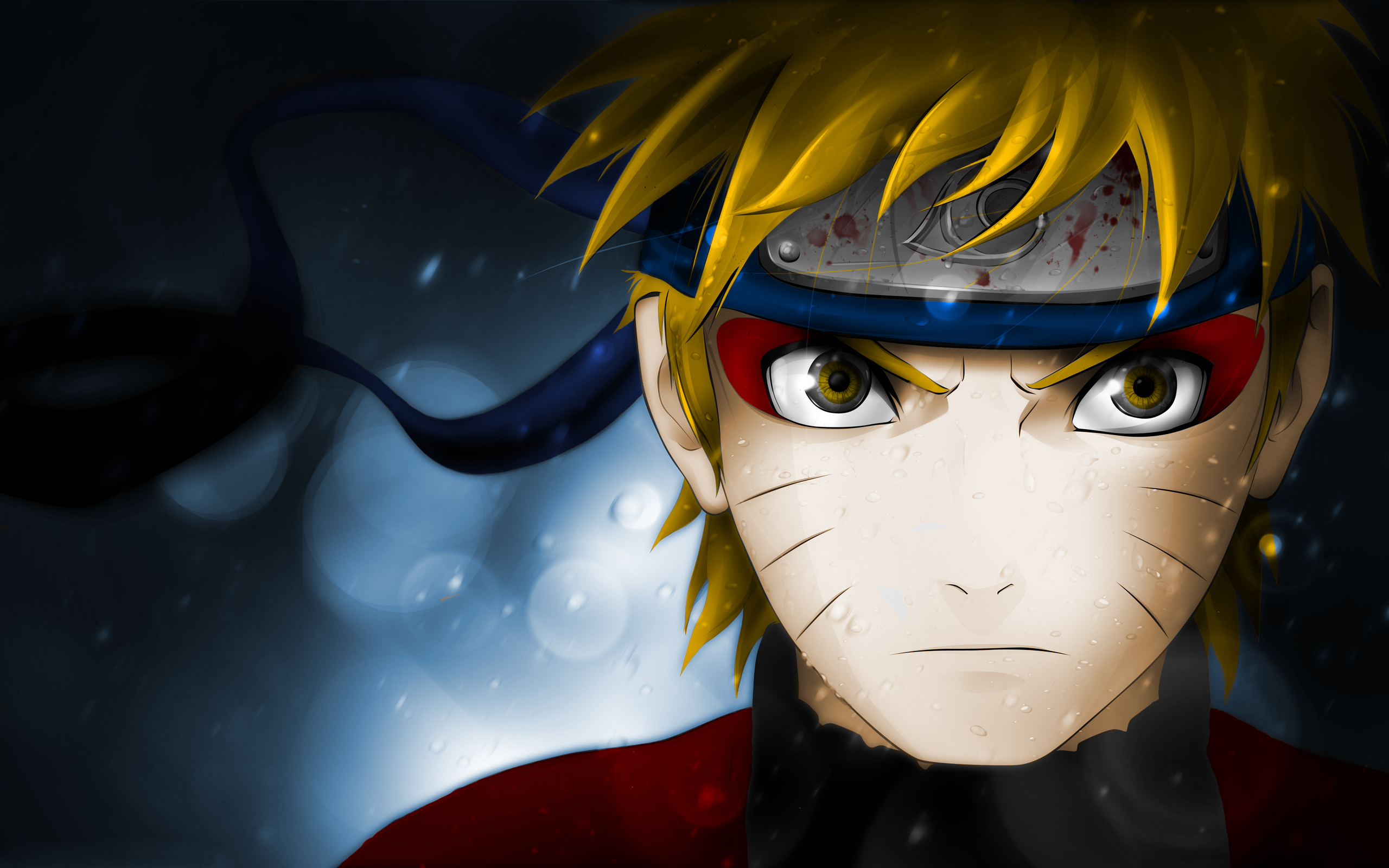 Naruto Res: 2560x1600 / Size:1369kb. Views: 2181020