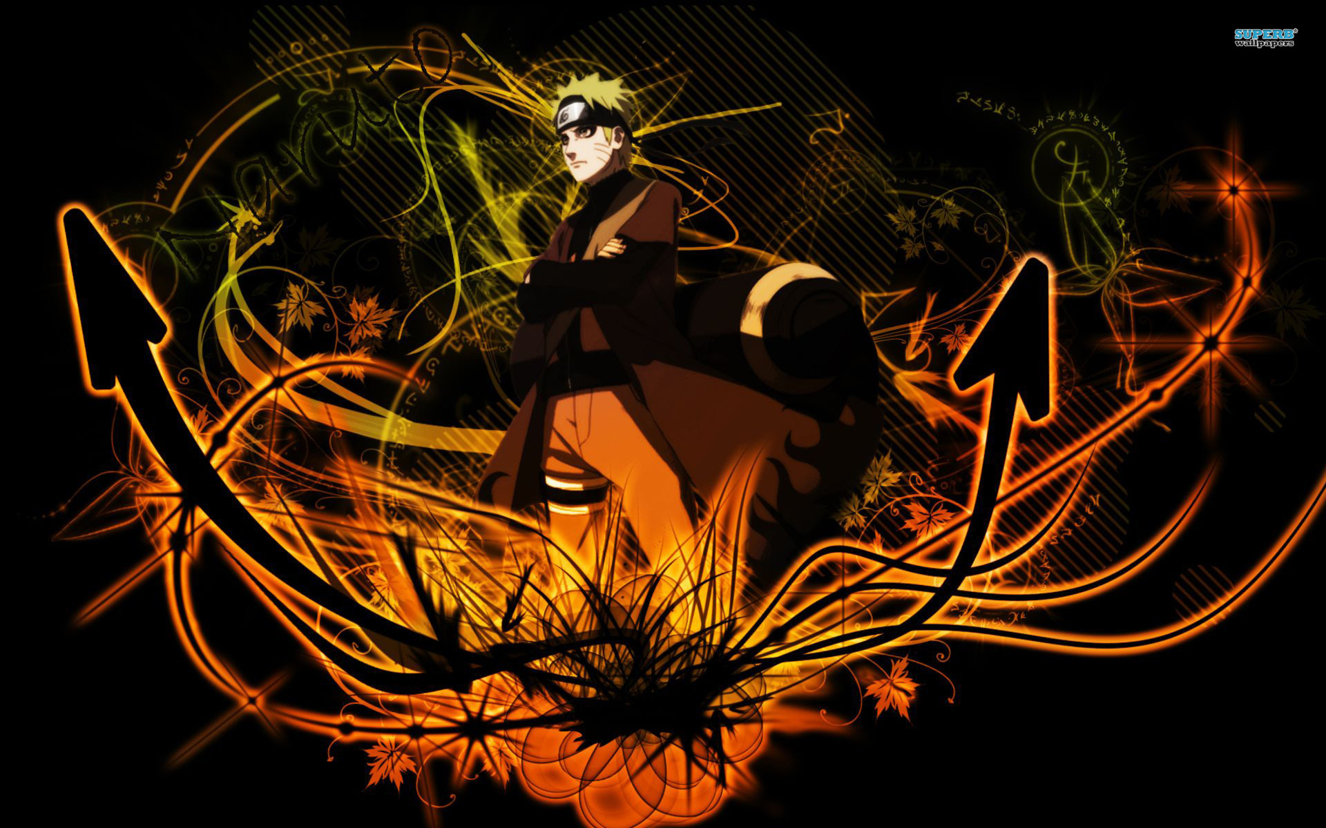 Naruto wallpaper 1920x1200