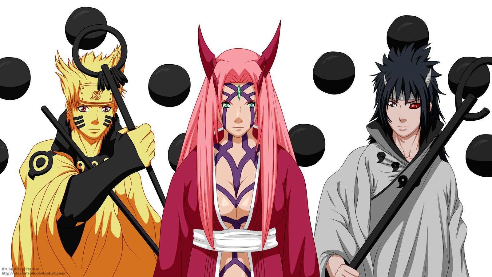 Naruto Res: 1600x900 / Size:218kb. Views: 32238