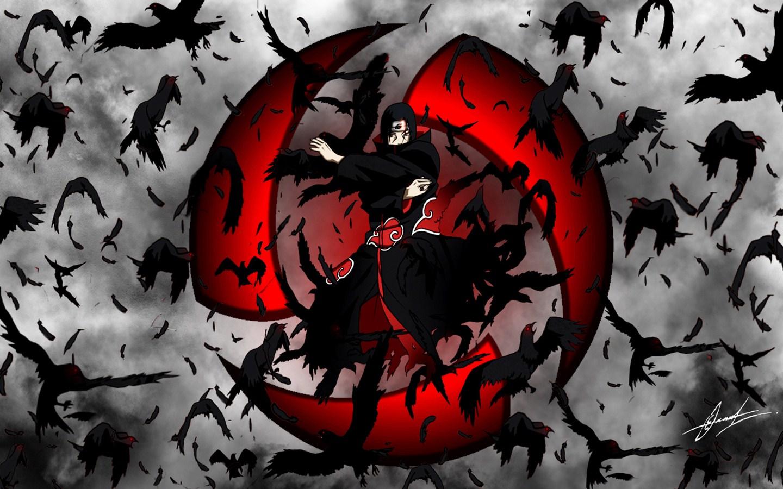 Fond Cran Manga Naruto Itachi Achblog