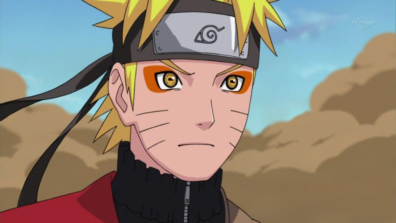 Uzumaki Naruto (Shippuuden) Naruto Uzumaki