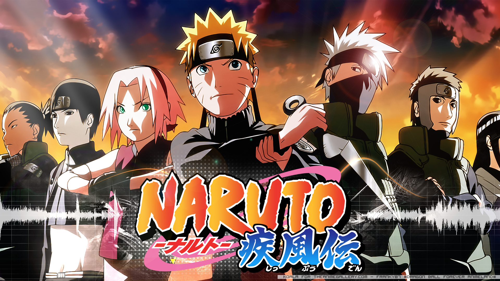 Naruto Anime Wallpaper For Free