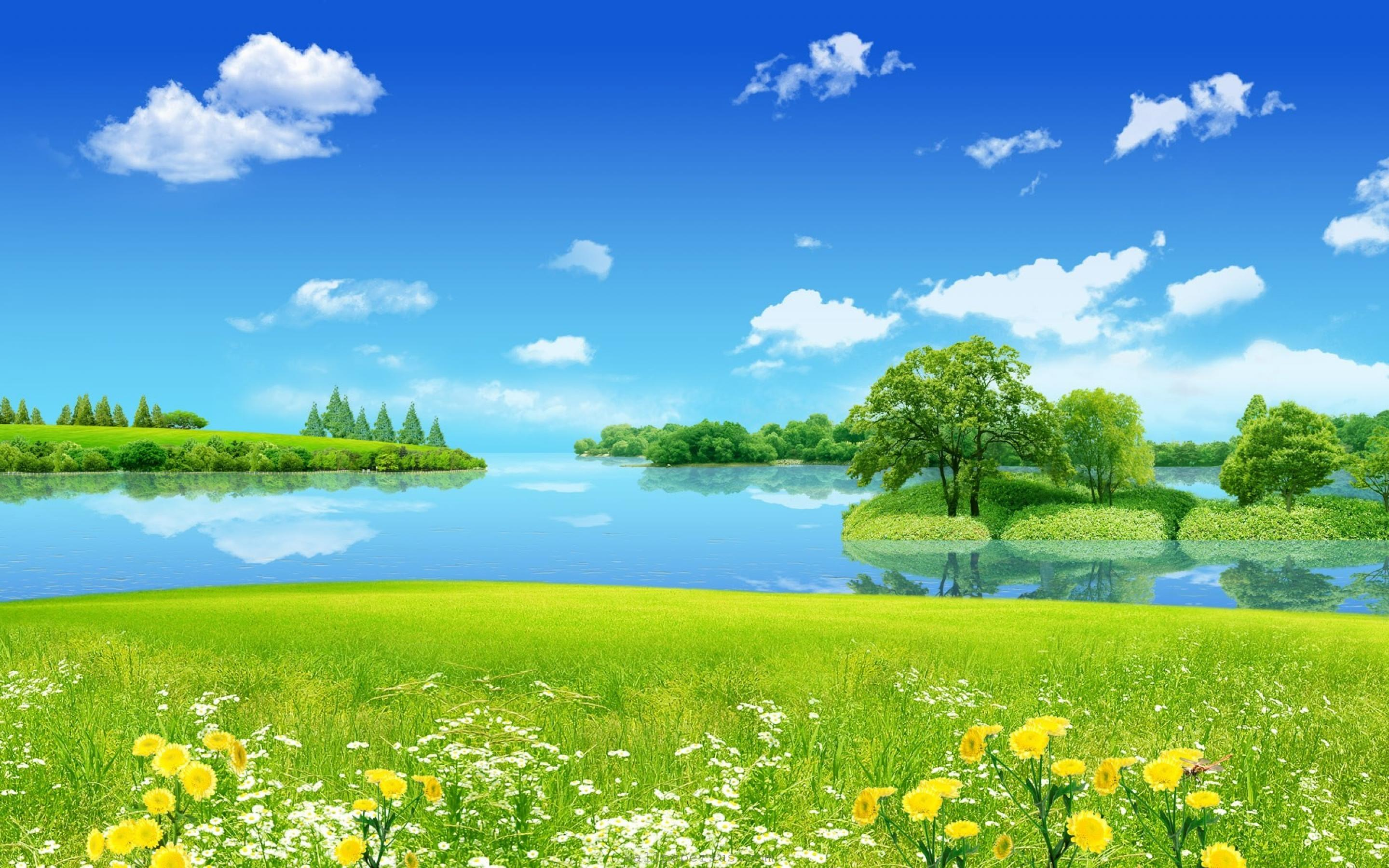 2880 x 1800 - 699k - jpg 6720 Beautiful Landscapes ...