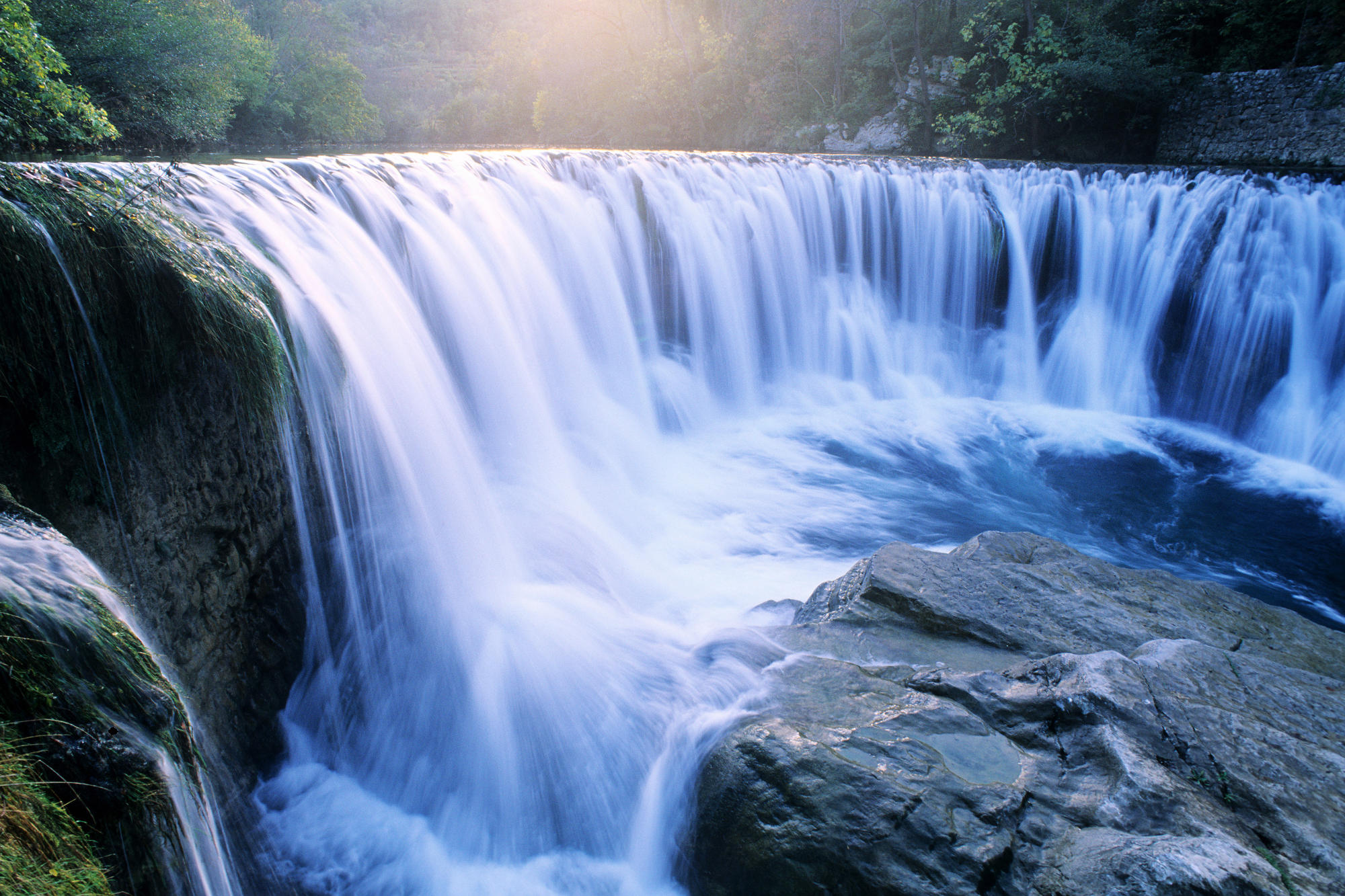 waterfall nature hd wallpapers amazing amazing desktop background
