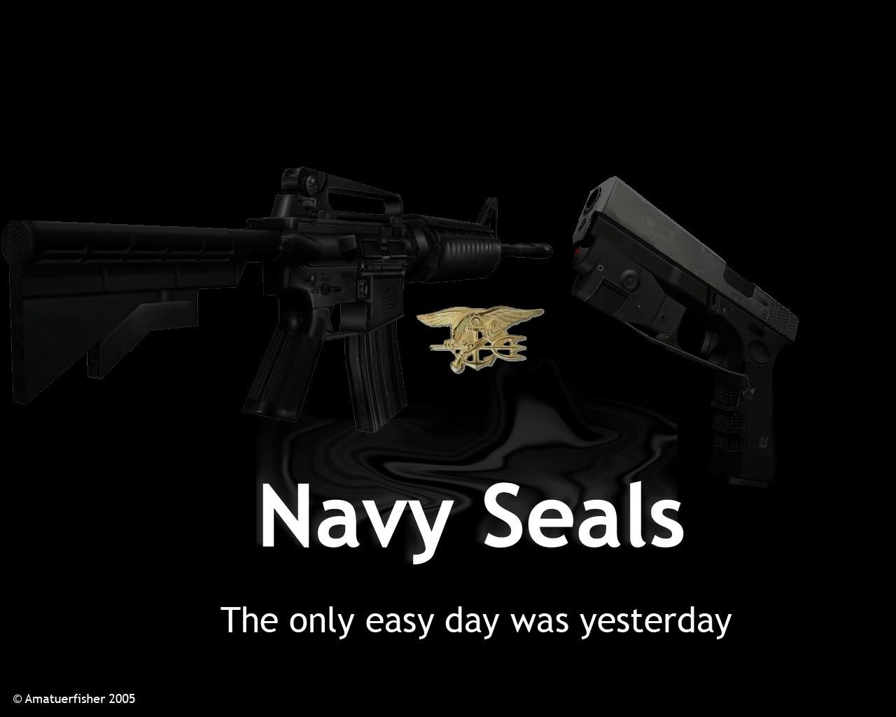 US Navy Seals Wallpaper 04
