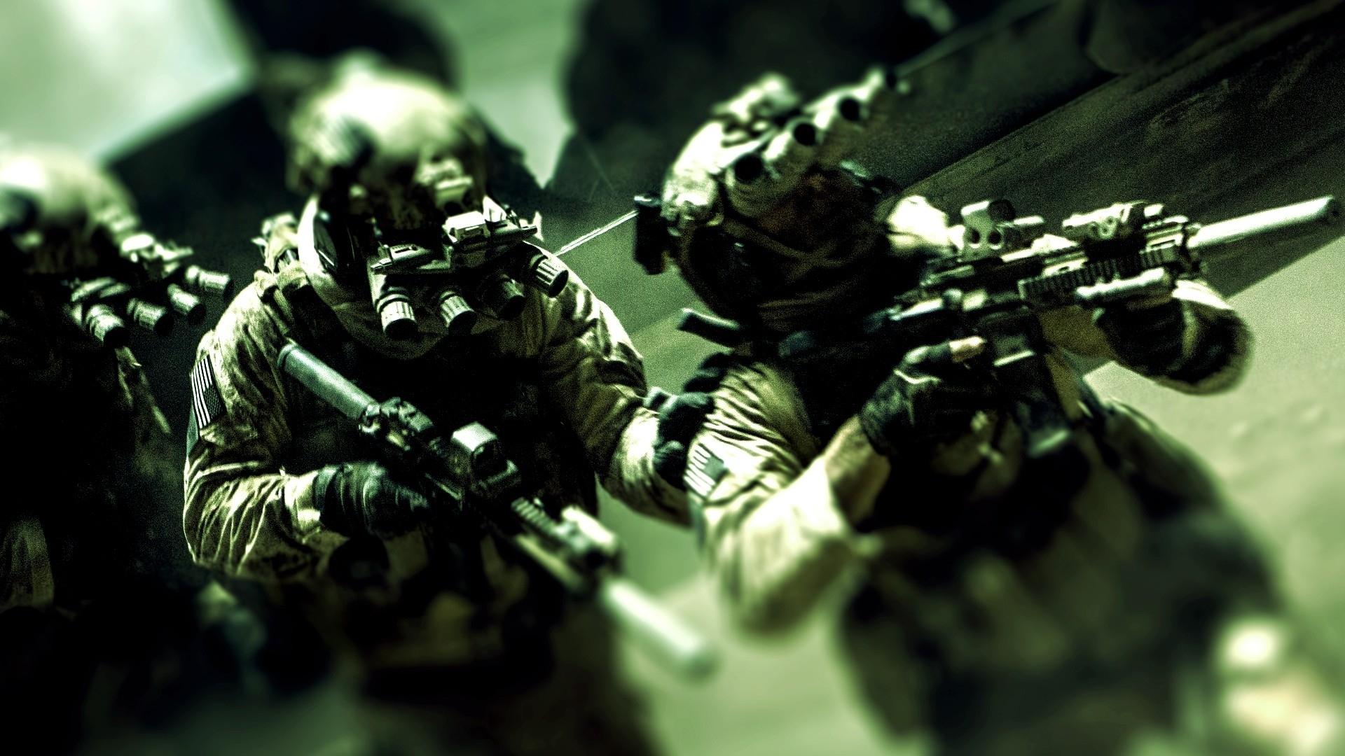 Navy Seal Wallpaper