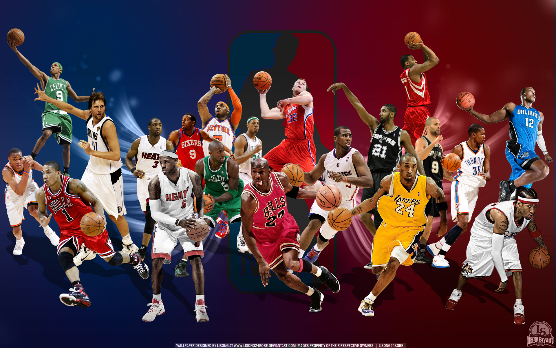 NBA s wallpaper | 1920x1200 | #44101