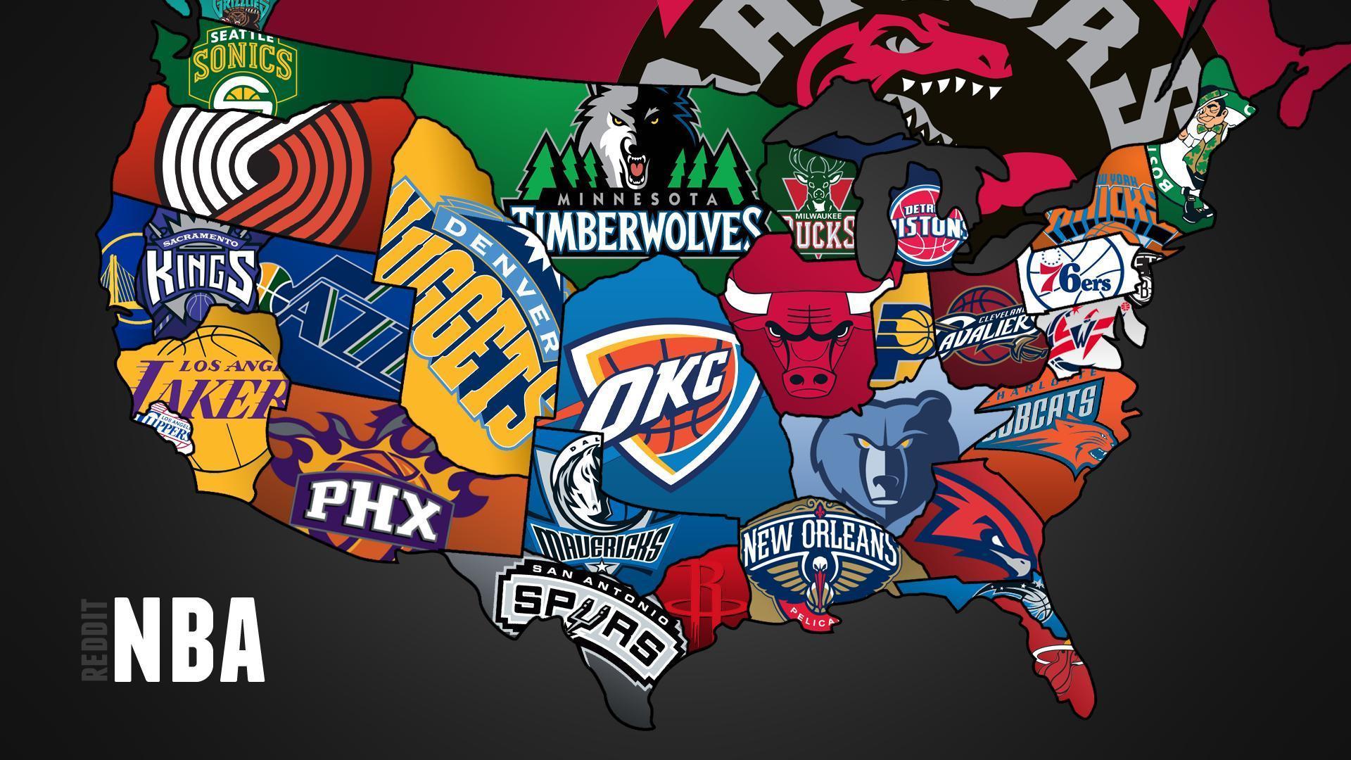 Cool Map NBA HD Dekstop Wallpapers 020 Backgrounds woz
