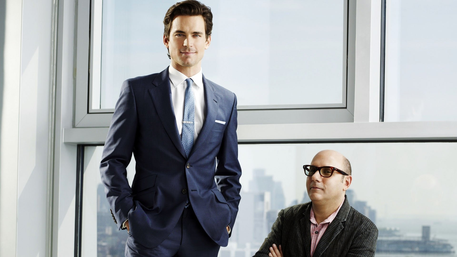 Neal Caffrey Mozzie White Collar Movie