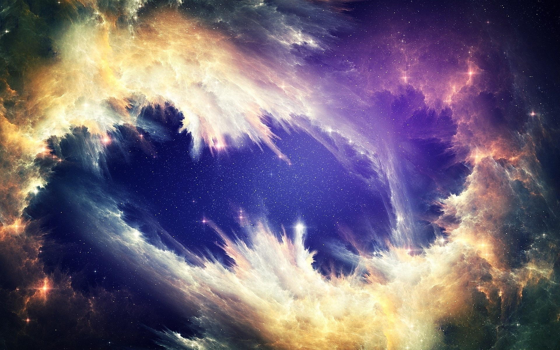Nebula Clouds