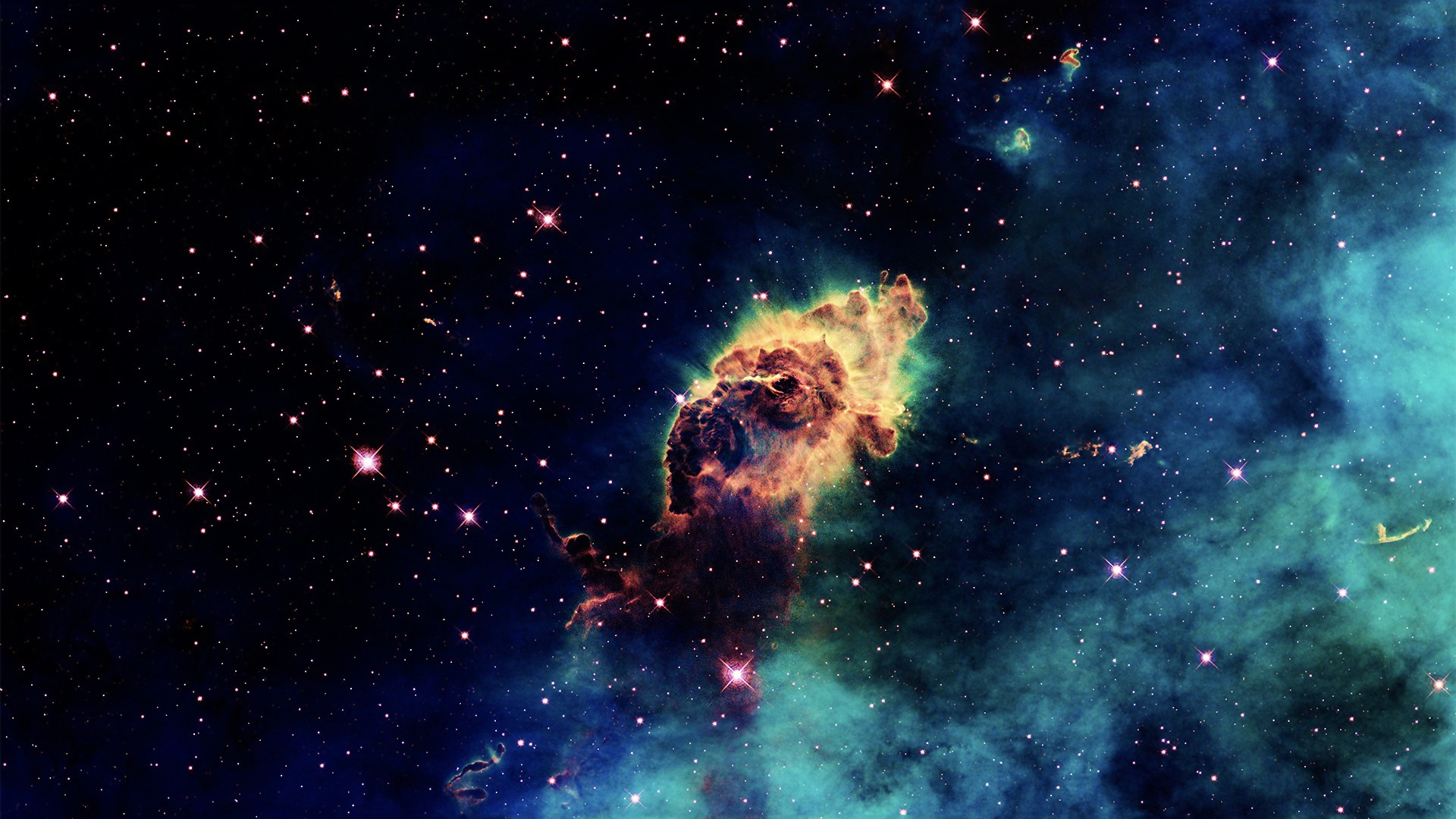 Nebula Wallpaper