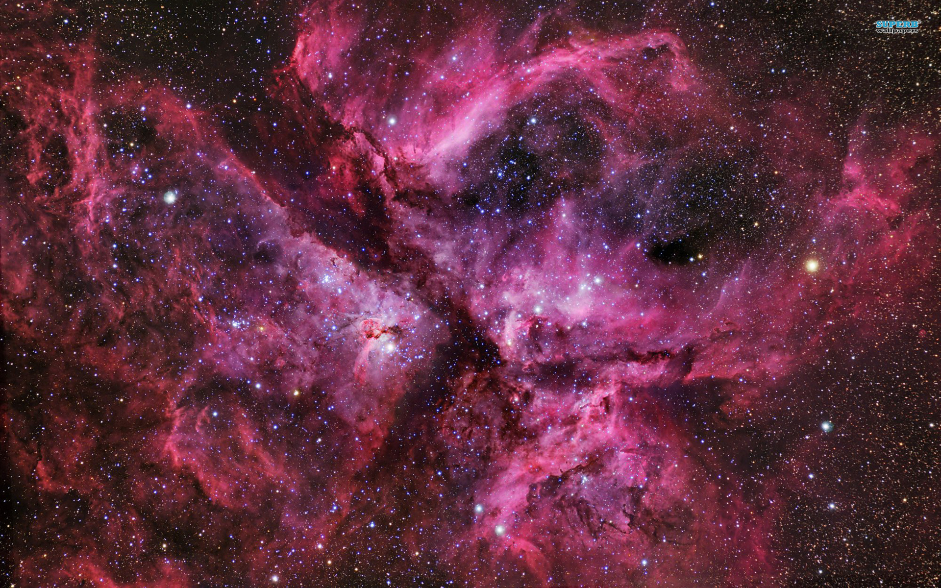 Carina Nebula Wallpaper Hd Wide Wallpapers 1920x1200px
