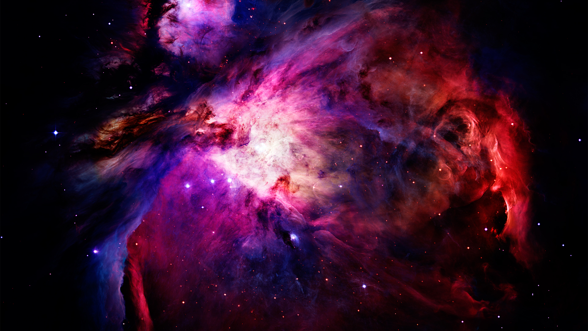 Outstanding Nebula Desktop Wallpaper Eden Wallpapers