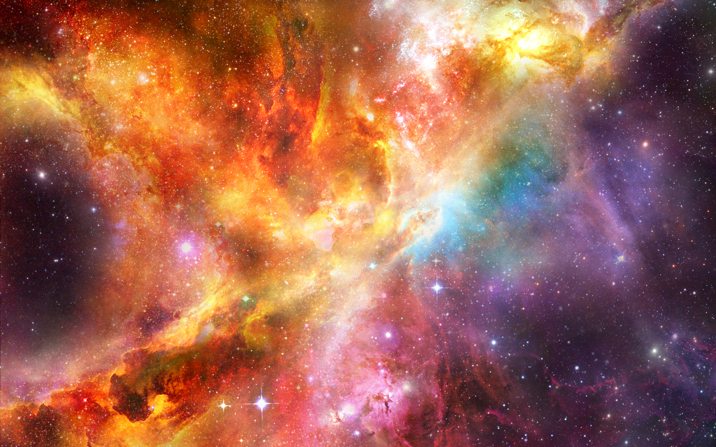 Nebula Wallpaper HD