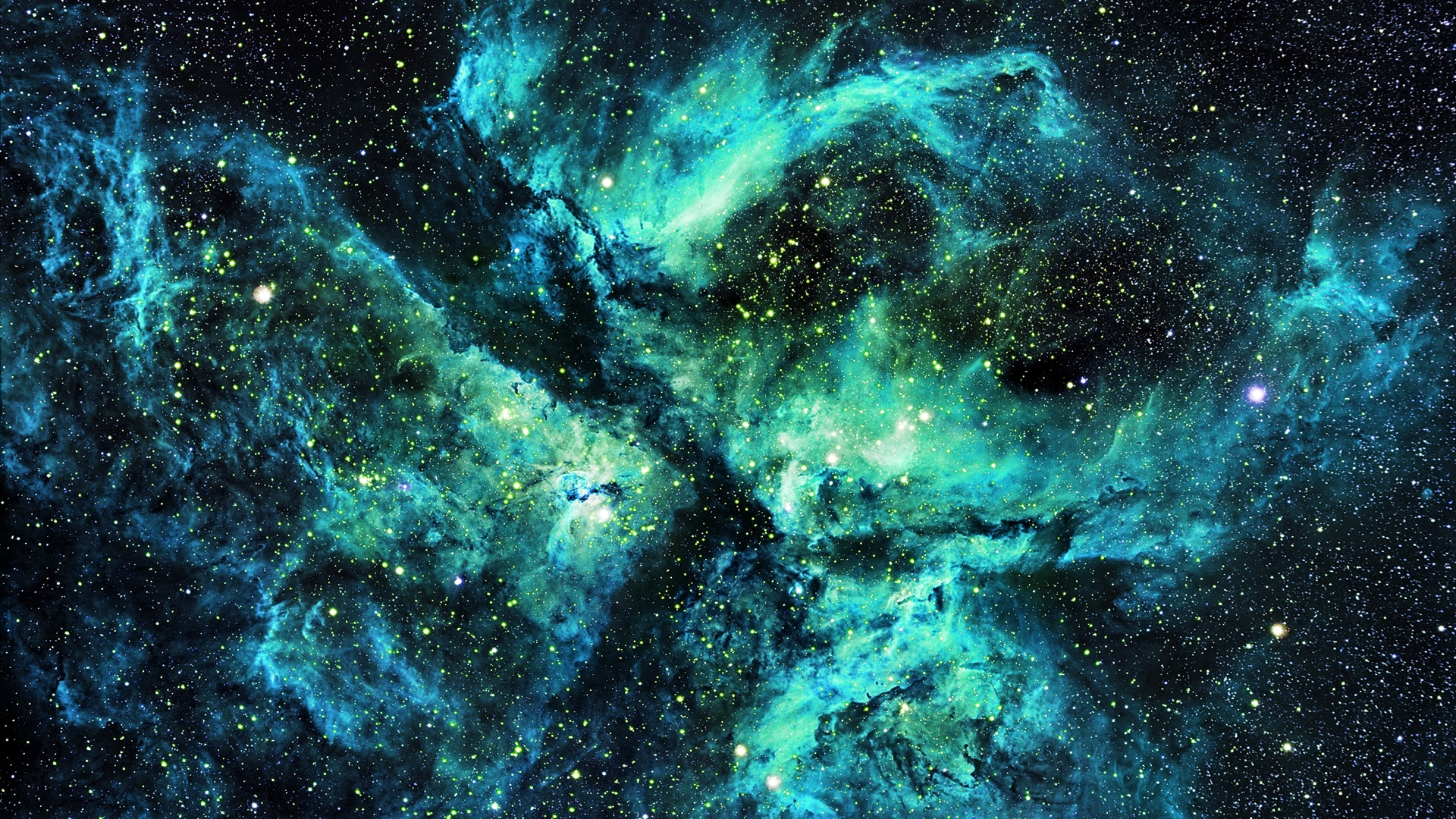 ... Nebula Wallpaper ...