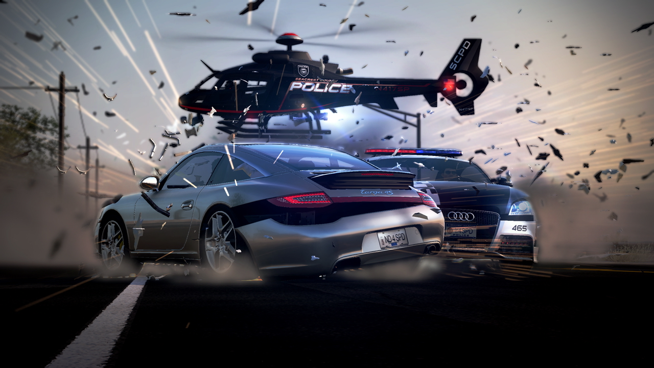 New DLCs for NFS Hot Pursuit