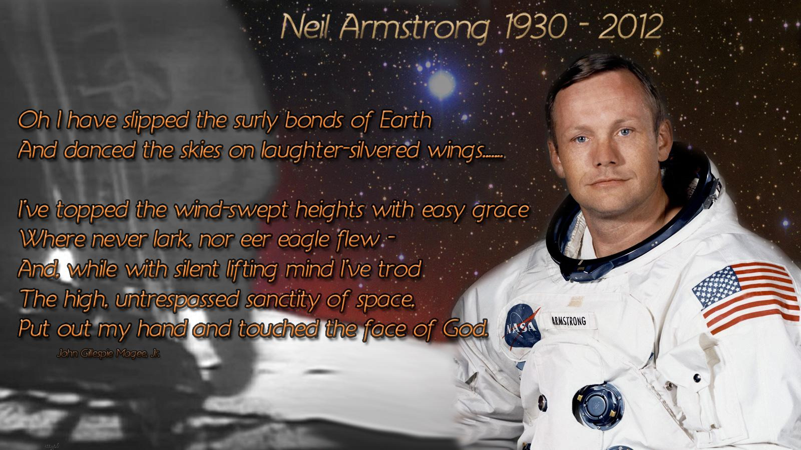 neil armstrong name animated - photo #31