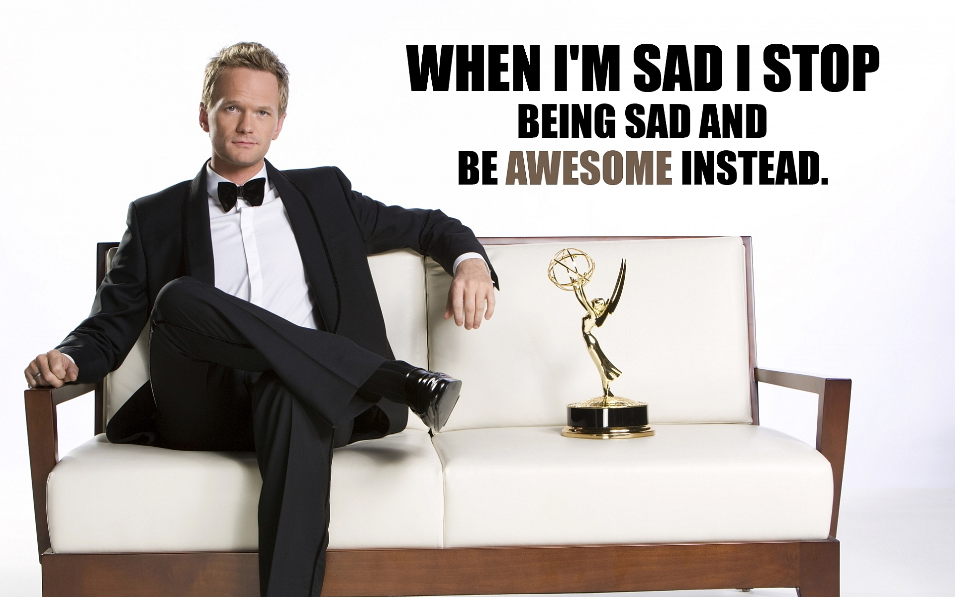 Neil Patrick Harris Motivation