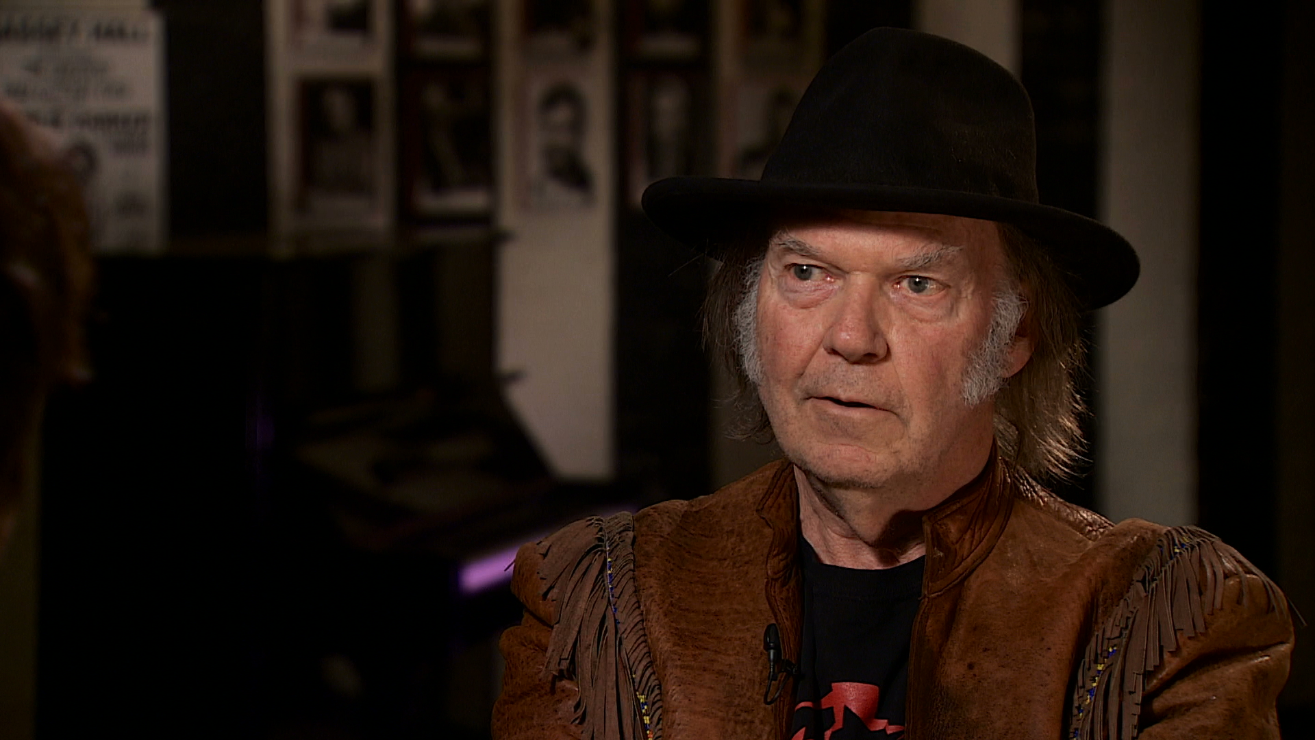 Watch Neil Young on Q | Q on CBC Episodes | Entertainment Videos | Blip