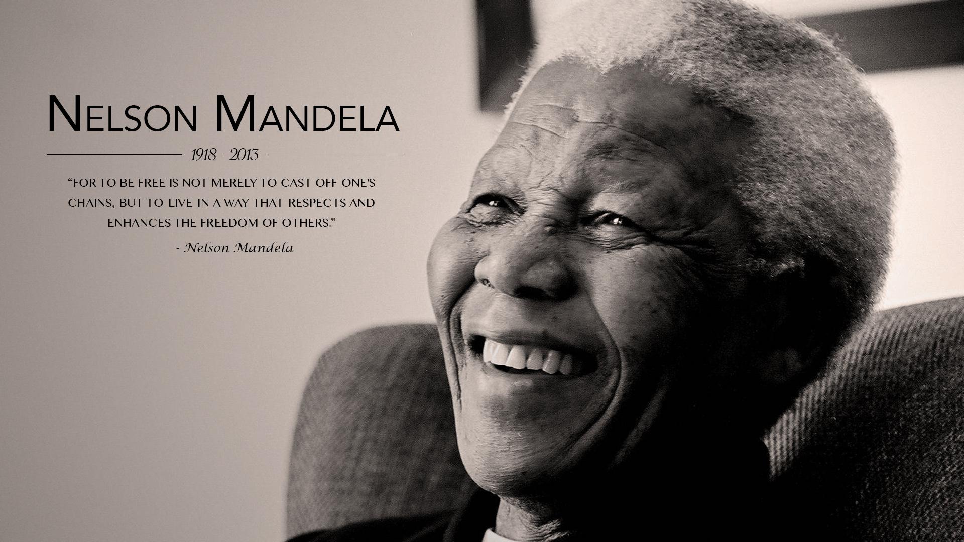 Nelson Mandela iReever Mandela Tribute