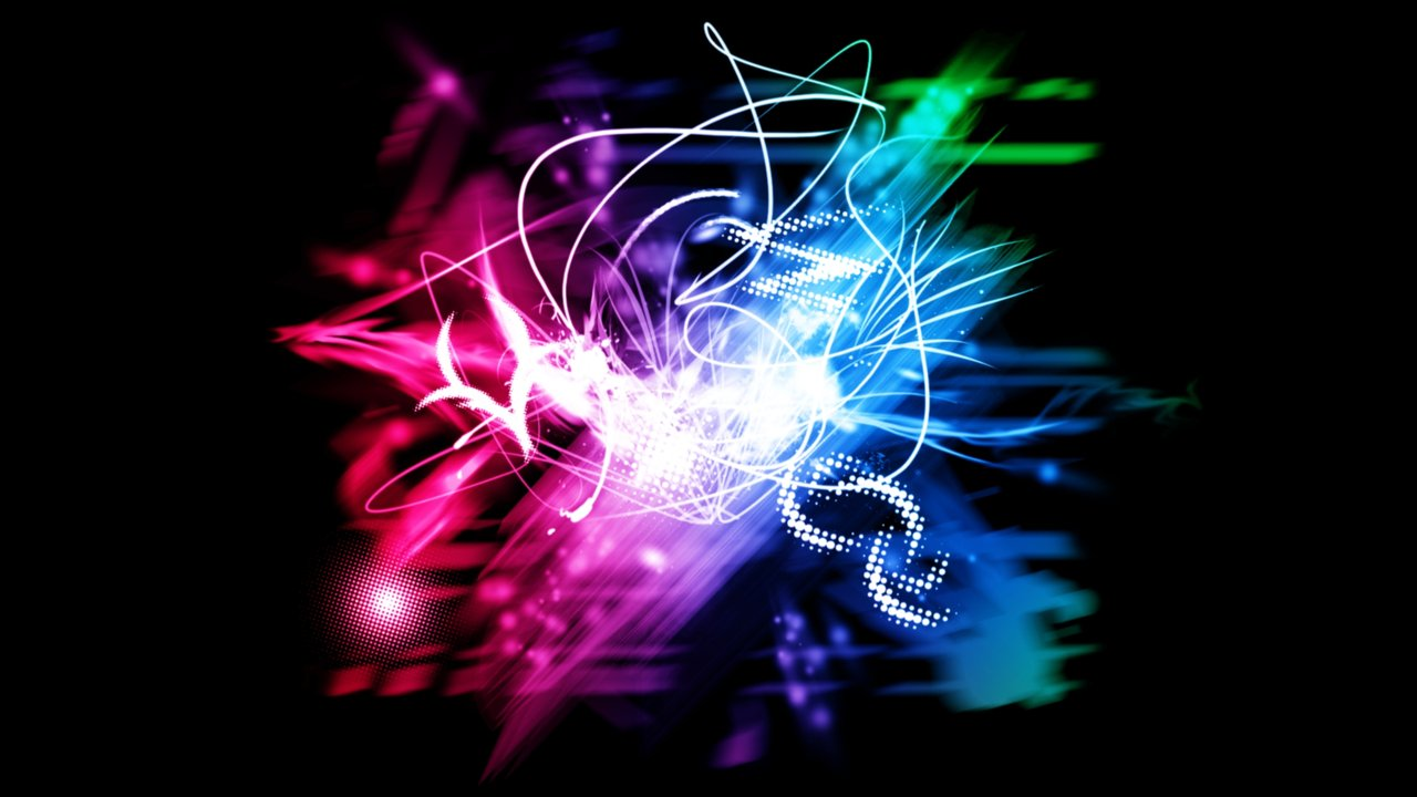 ... neon-lights-hd-wallpaper ...
