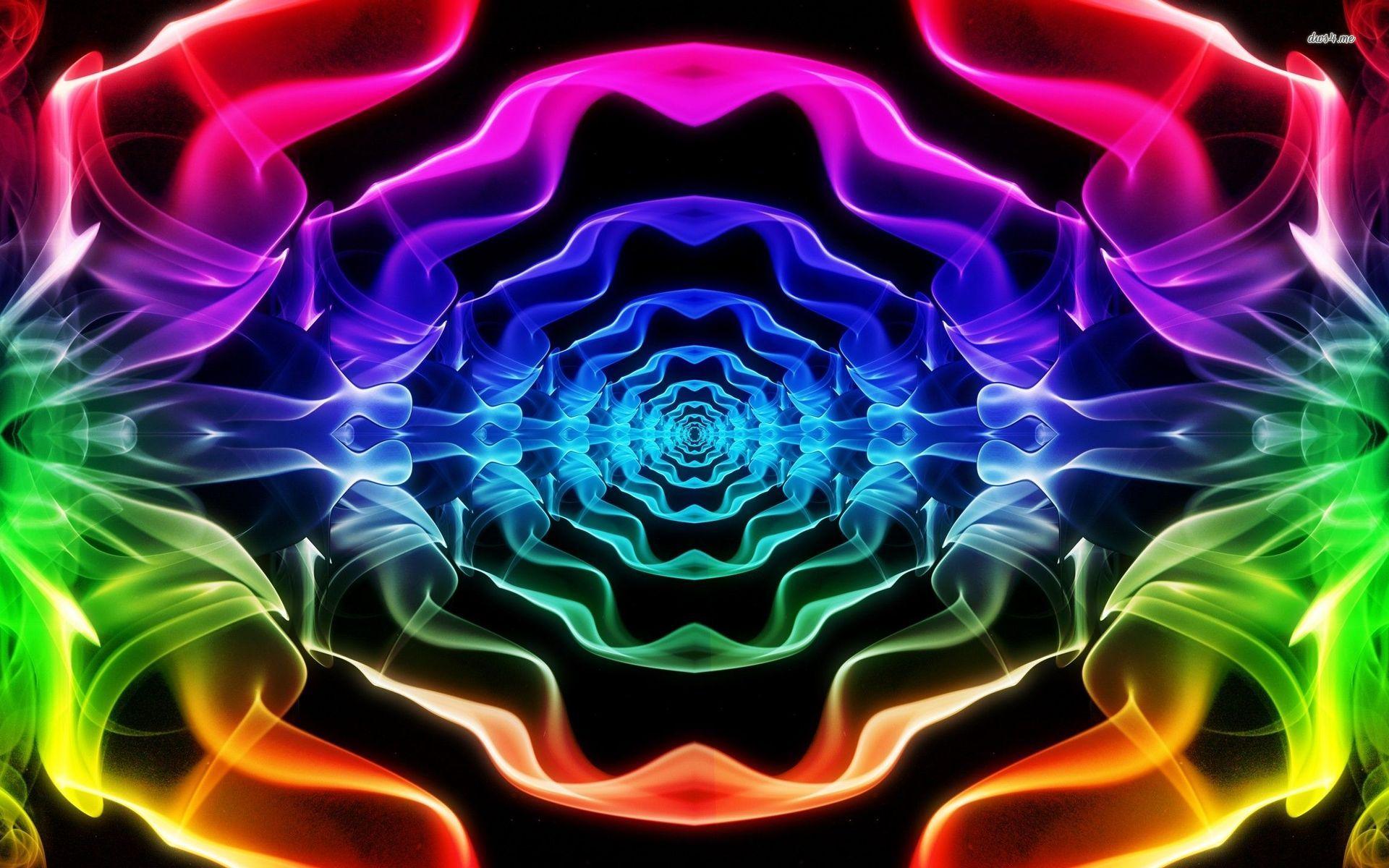 ... Neon Wallpaper ...