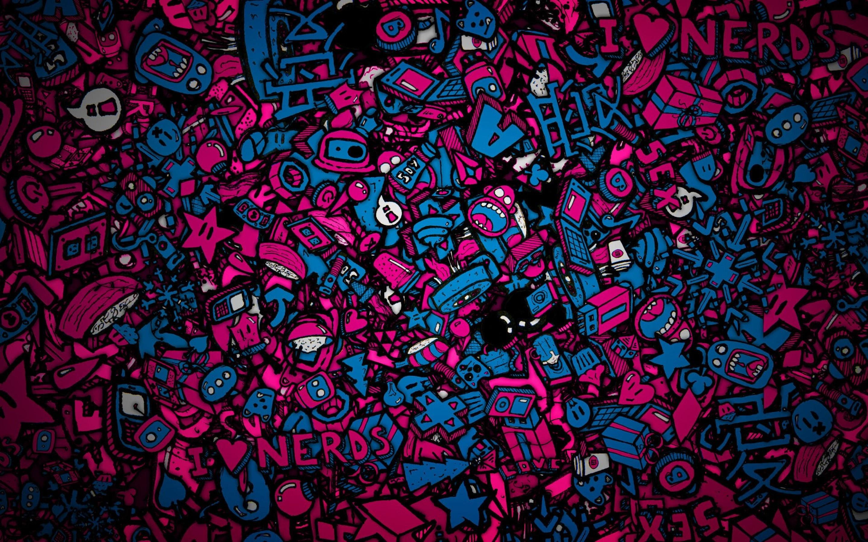 Nerd Wallpaper