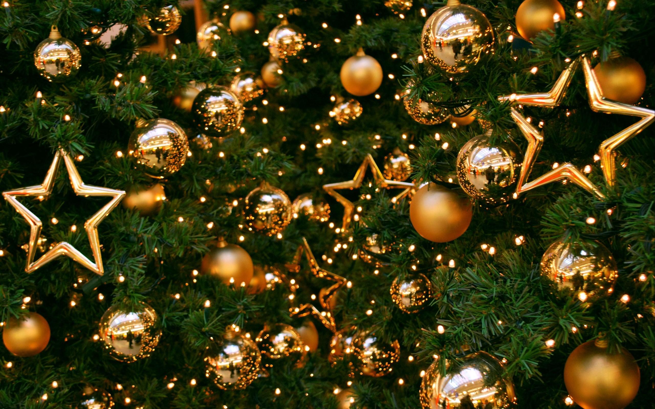 New Year Christmas Tree Balls