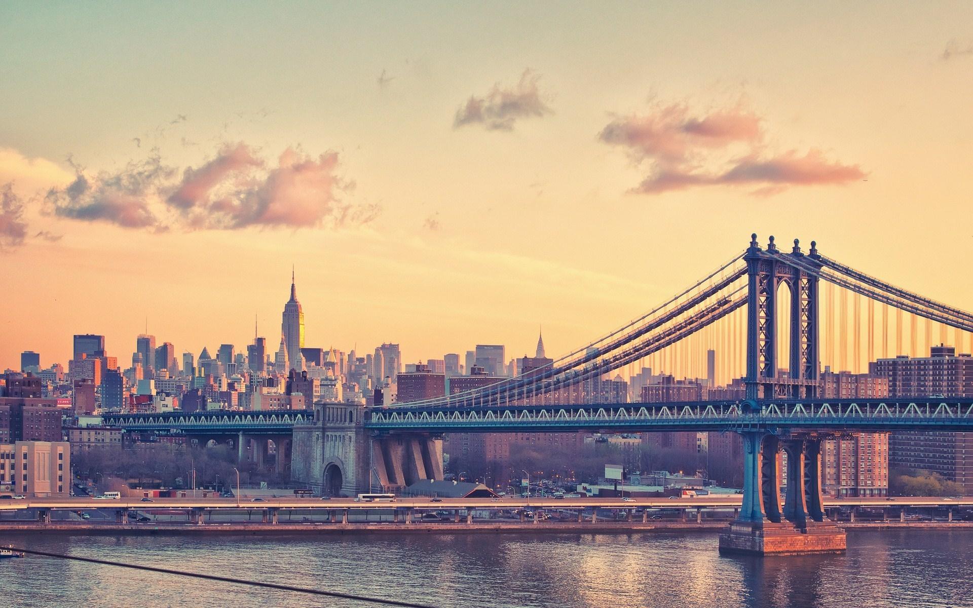 New York City Manhattan Bridge Photography