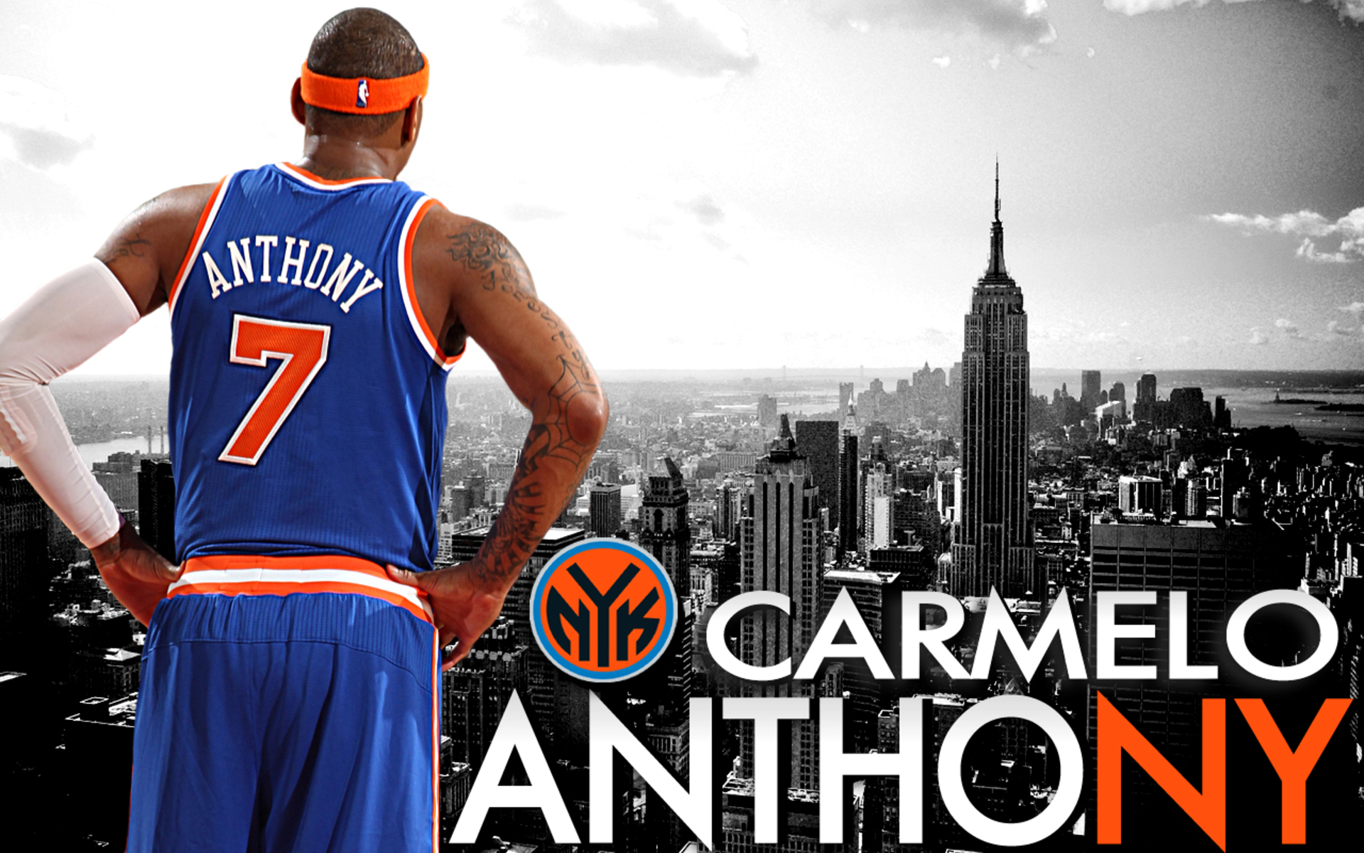 New York Knicks wallpaper 1920x1200 73386