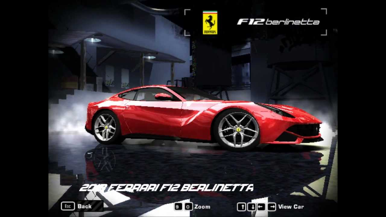 Need For Speed: Most Wanted: 2013 Ferrari F12 Berlinetta