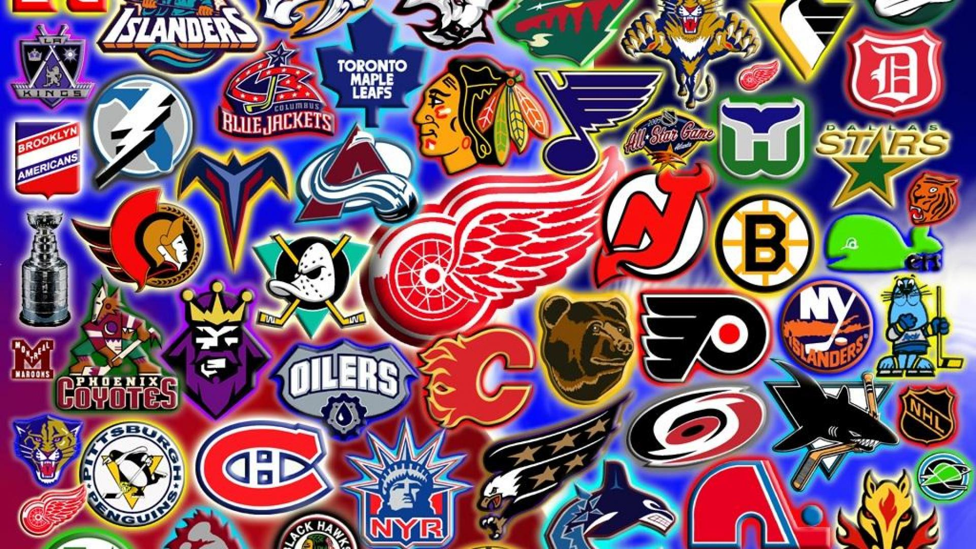Awesome All The Nhl Teams Hd Wallpaper Wallpapers