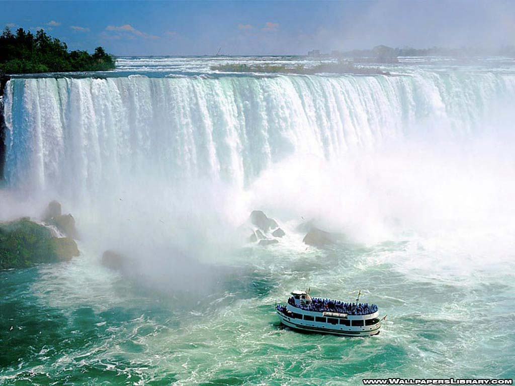 Niagara Falls HD Wallpapers