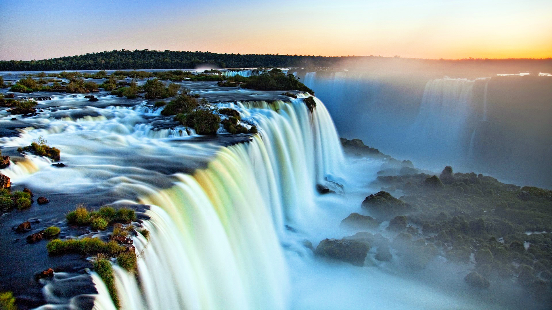 Please check our latest hd widescreen wallpaper below and bring beauty to your desktop. Niagara Falls Wallpaper