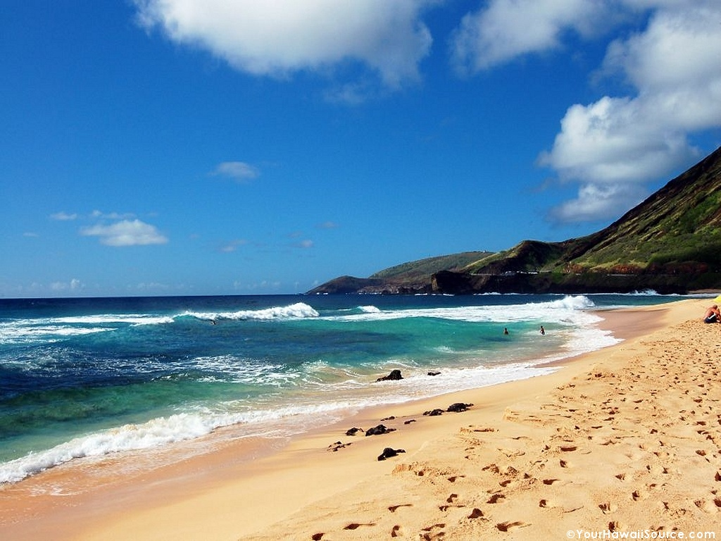 Nice Hawaii Beach Wallpaper