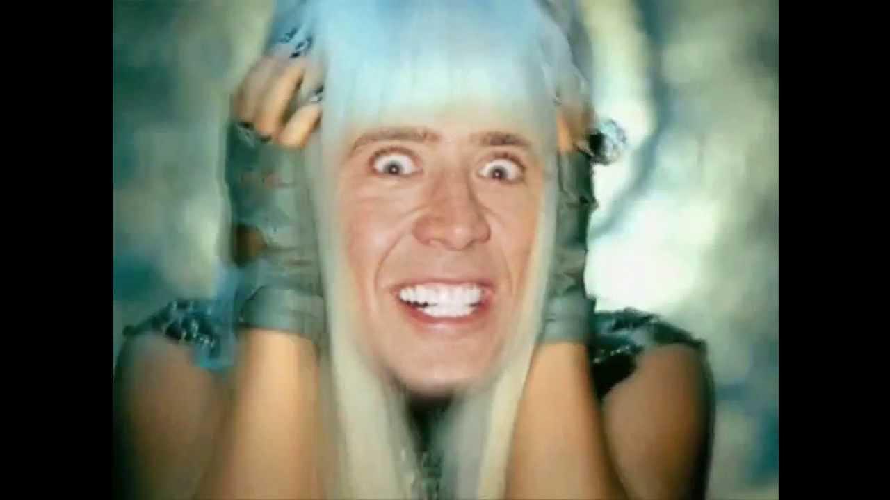 Nicolas Cage: NicoFace