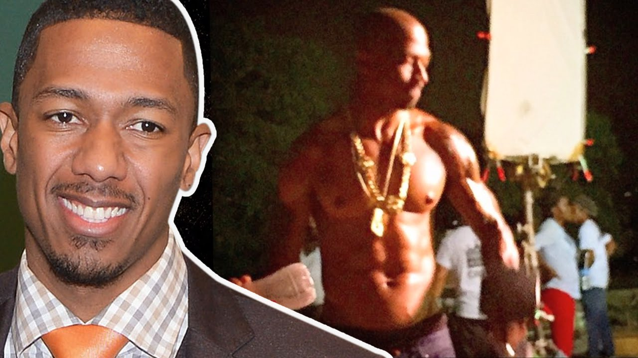 Whoa, Nick Cannon Is Ripped!