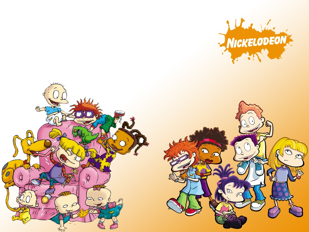 ... Original Link. Download Rugrats old school nickelodeon wallpaper ...