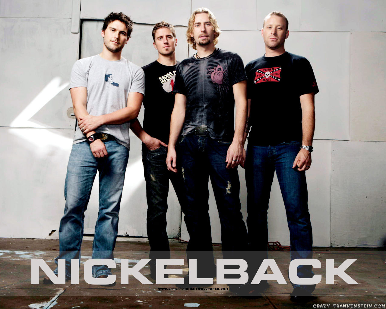Nickleback Band