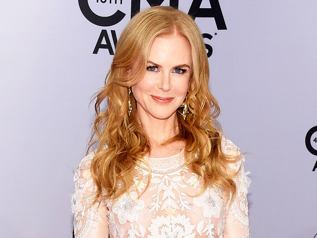 Nicole Kidman Says Husband Keith Urban Loves Watching Her Dance