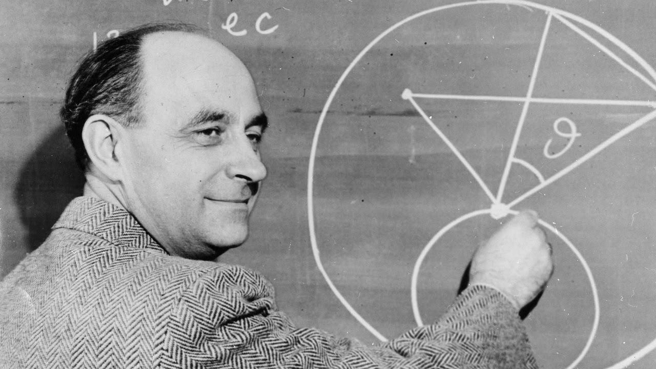 #2 - Niels Bohr and Enrico Fermi